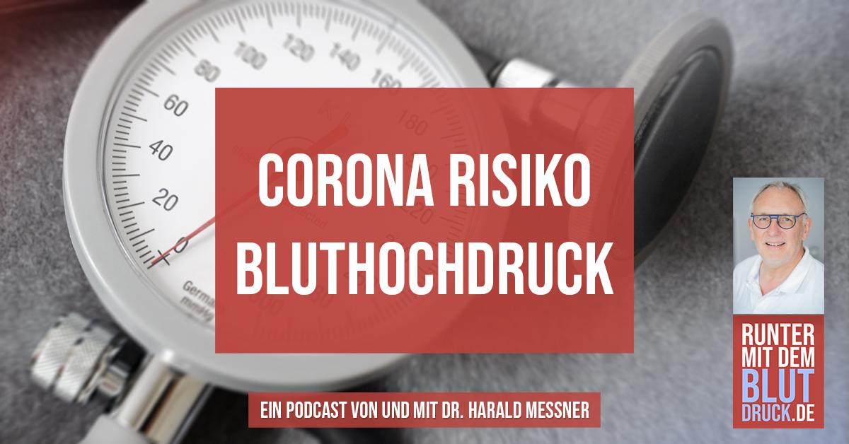 Corona Risiko Bluthochdruck?