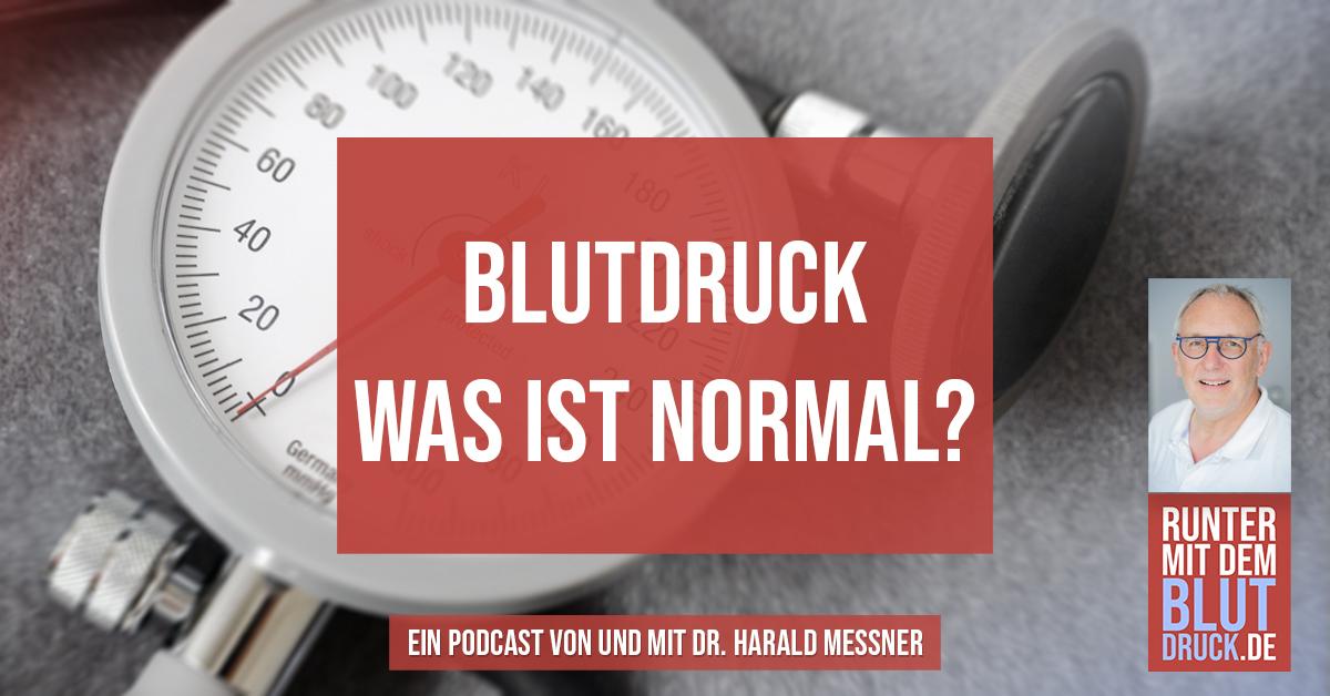 Blutdruck – was ist normal?