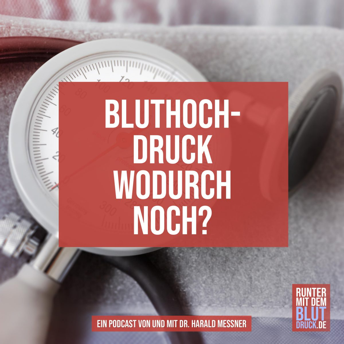 Bluthochdruck – wodurch noch?