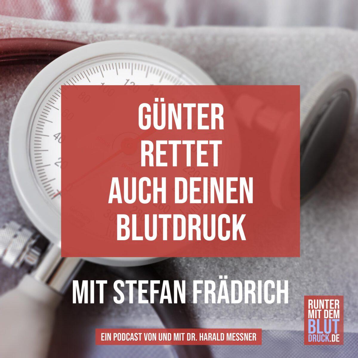 Günter rettet deinen Blutdruck