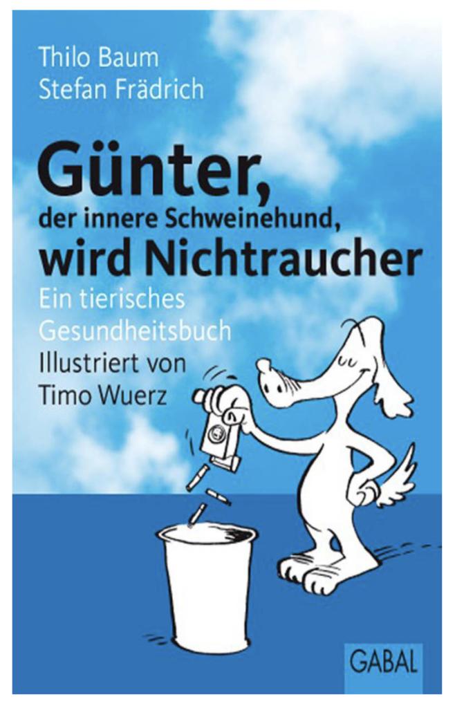 Günter wird Nichtraucher