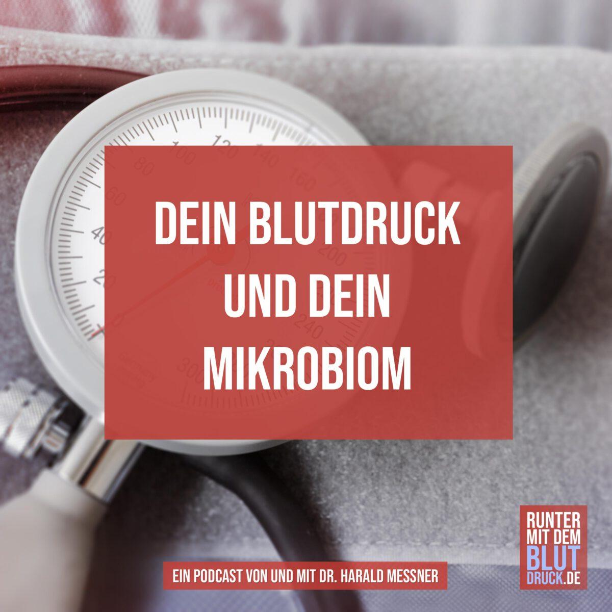 Dein Blutdruck und dein Mikrobiom